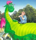 «Дракон Пита»  «Pete's Dragon»